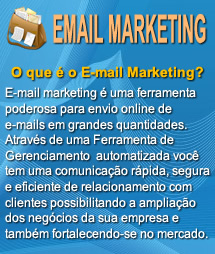 E-mail Marketing RG3